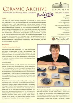 Ceramic Archive Bulletin No 9 2006/7