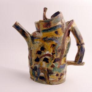 Taking Tea Aberystwyth Ceramics Touring
