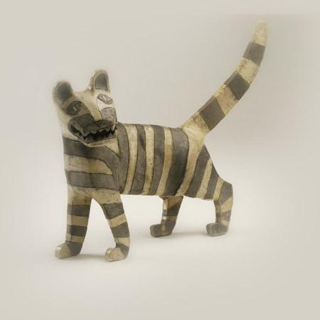 Tiger by Anna Noel c1099
