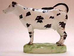 "21. Cow creamer (5"" x 8"")"