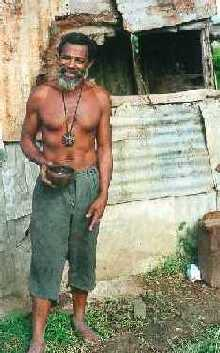 Jamaican Potter - Elias Romaina