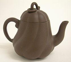 4. Teapot 1995, H.10.5cm,